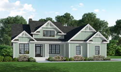 The Adele House Plan 1352