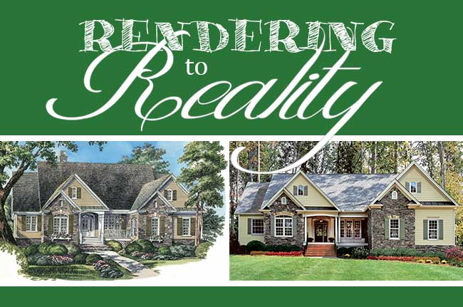 Don Gardner Architects - Rendering to Reality Series
