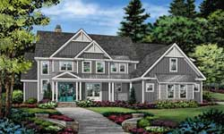 The Rosalind House Plan 1486