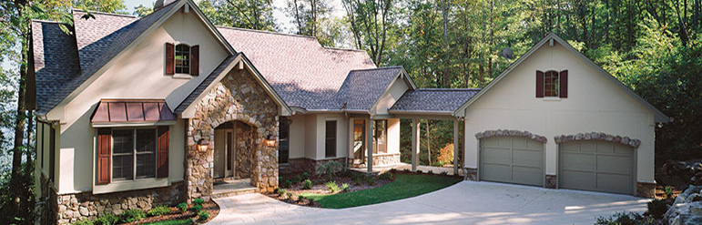 Don Gardner House Plans - Plan 710-D The Sable Ridge