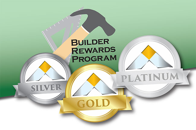Don Gardner Archiects Builder Rewards Program