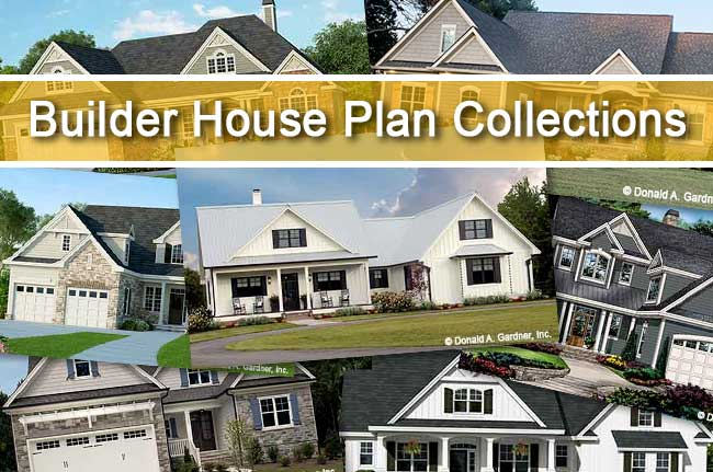 Builder House Plan Collections