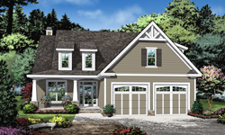 The Dahlia House Plan 1548
