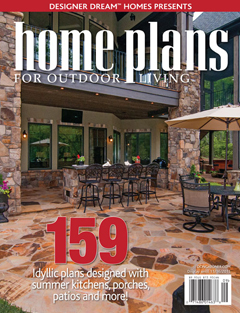 Outdoor Living Home Plans