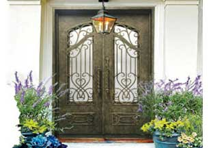 Monarch Custom European Style Doors
