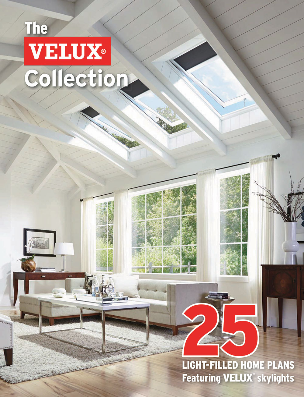 The Velux Collection - Skylights for House Plans