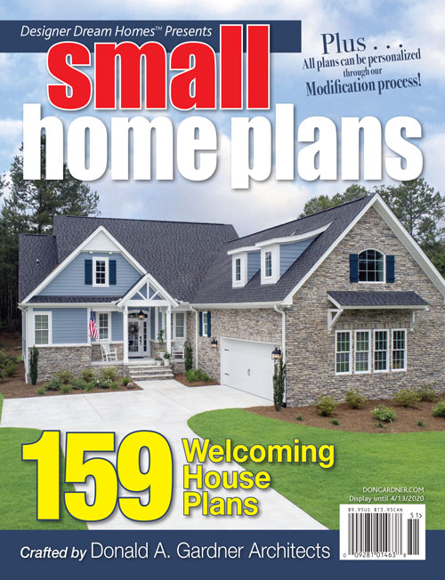 Designer Dream Homes Presents Small Home Plans