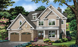 The Lupine House Plan 1487