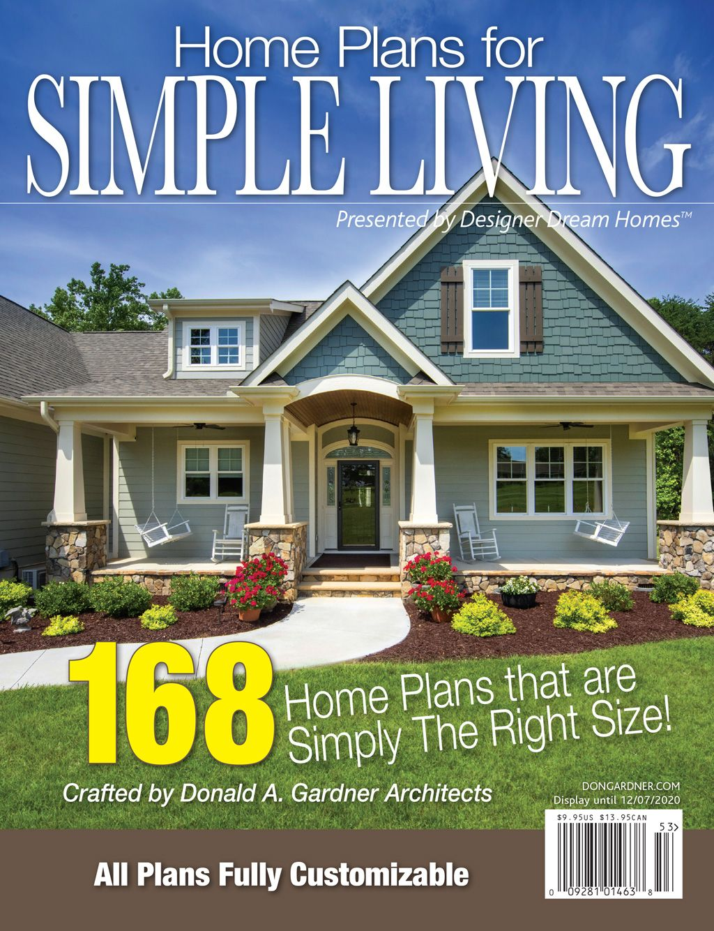 2020 Home Plans for Simple Living