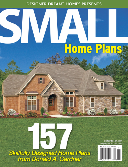 ... Small Home Plans Designs Magazine ...
