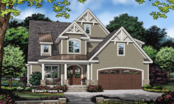 The Abigail House Plan 1488