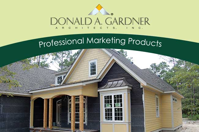 Don Gardner Architects Marketing Materials