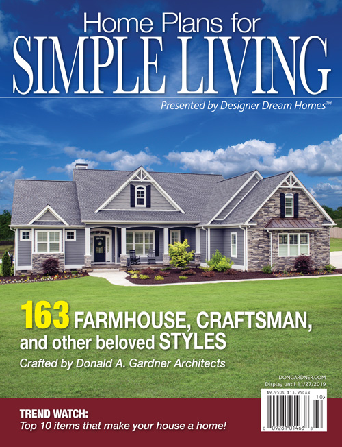 Small Home Plans digital magazine issue