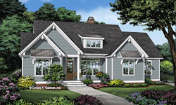 The Gellar House Plan 1499
