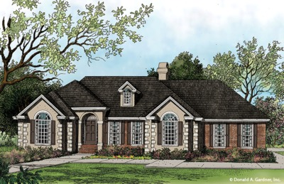 House Plan The Hilliard