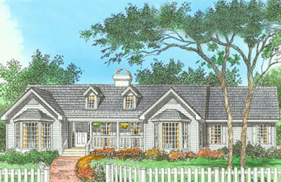 House Plan The Edgemont