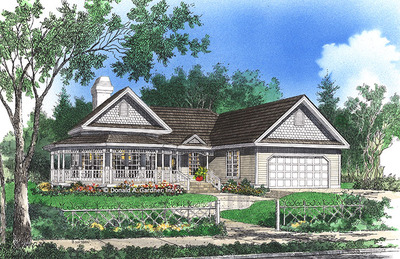 House Plan The Easton