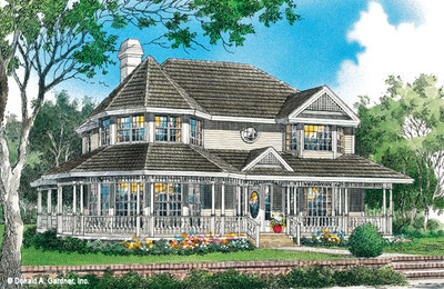 House Plan The Ashley