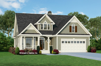House Plan The Prynwood