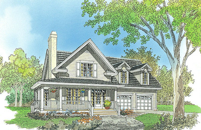 House Plan The Gibson