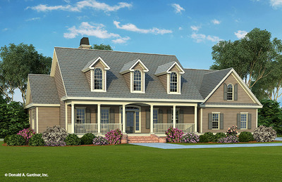 House Plan The Baxendale