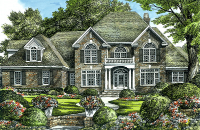 House Plan The Quartermaine