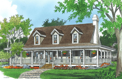 House Plan The Allendale