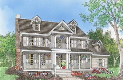House Plan The Rathburne