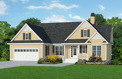 House Plan The Blakely