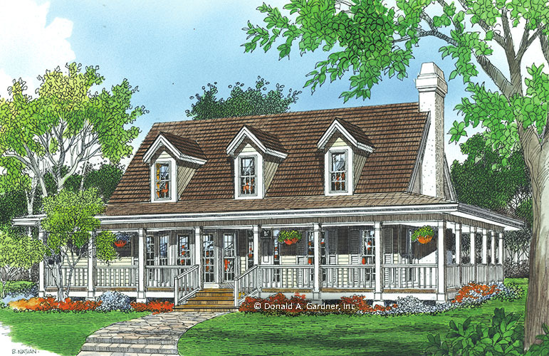 House Plan The Allendale II