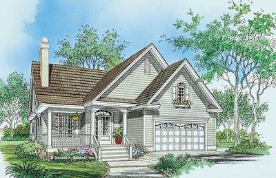 House Plan The Whitley