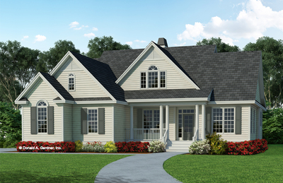 House Plan The Holly Fern