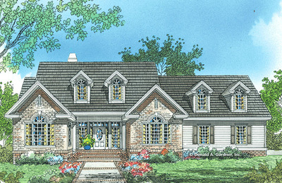 House Plan The Marklawn