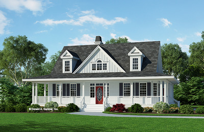House Plan The Marigold