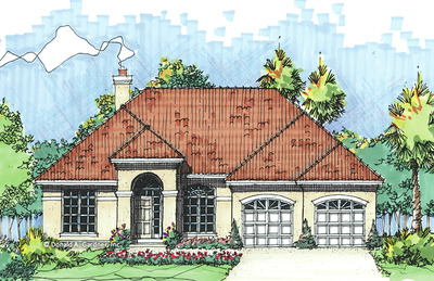 House Plan The Montego