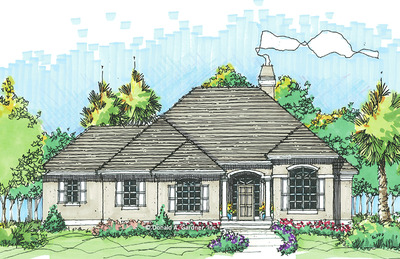 House Plan The Alameda