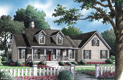 House Plan The Pennyhill