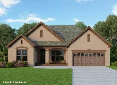 House Plan The Cypress