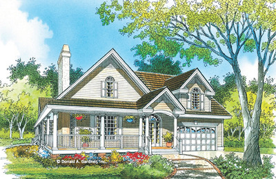 House Plan The Folkston