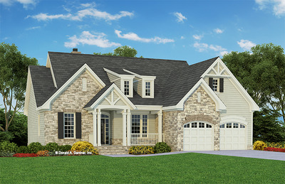 House Plan The Hillandale