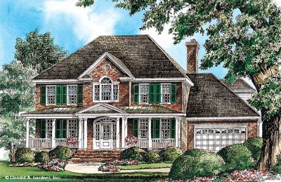 House Plan The Fayette