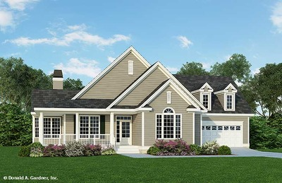 House Plan The Alden