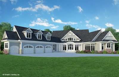 House Plan The Cedar Creek