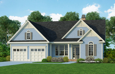 House Plan The Oakway