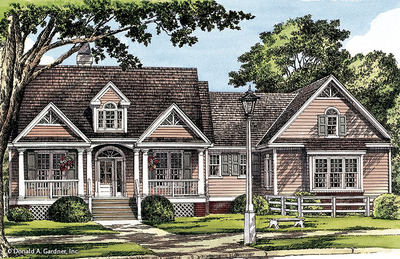 House Plan The Richfield
