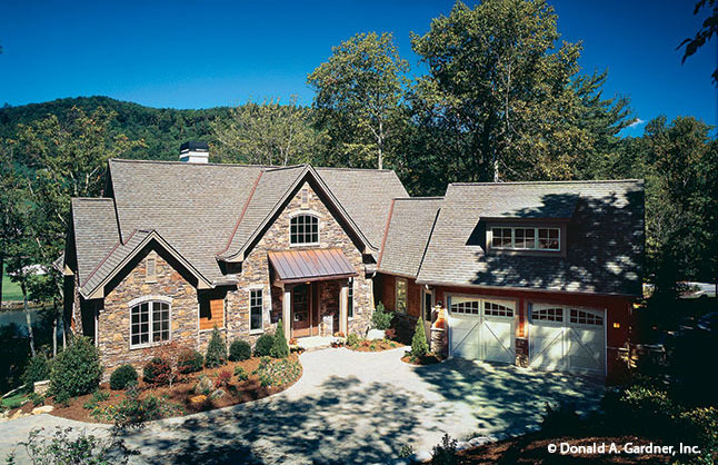 Home Plan The Dogwood Ridge