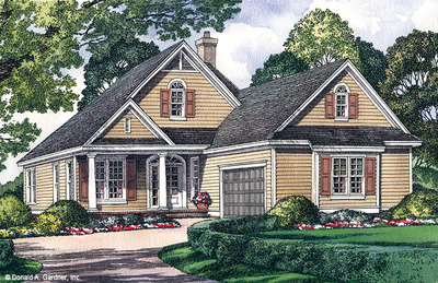 House Plan The Morrison