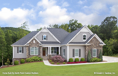 House Plan The Fieldstone