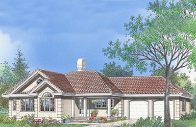 House Plan The Litchfield