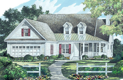 House Plan The Ringgold